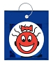 Smiley Face Carnival Condom Beads