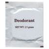 Deodorant 2.5g Packets