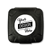 Custom Condom Pal<br>Midnight Black<br>Online Design Tool