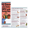 50 Things You Need to Know About HIV & Safer Sex