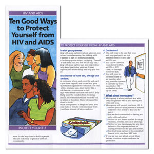 how to protect yourself from the aids virus April 10 is national youth hiv & aids awareness day, the first awareness day to recognize the impact of the aids epidemic specifically on teens and young adults.