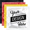 Custom Print Condoms<br>Design and Create Your Custom Image!