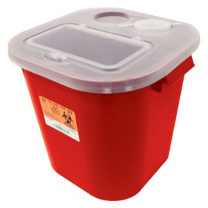 Maxxim Large 8 Gallon Sharps Container