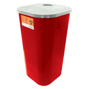 Maxxim Extra Large 16 Gallon Sharps Container