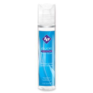 ID Glide Water Based Lubricant 1 fl oz Pocket Bottles