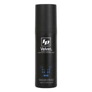 I-D Velvet Silicone Lubricant 125ml Bottle (12/case)