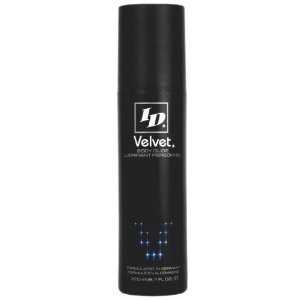 I-D Velvet Silicone Lubricant 200ml Bottle (6/case)