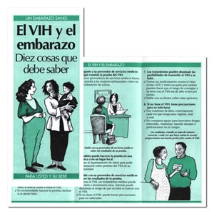HIV & Pregnancy (Spanish Only)