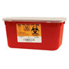 Maxxim Medium 4 Quart Sharps Container<br>(Case of 24)