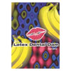 Trustex Banana Latex Dental Dam