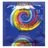 DISCONTINUED Trustex Extra Strength Assorted Colored Condoms