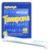 Safe & Soft Tampons<br>(500/case)
