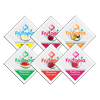 ID Frutopia Flavored Lubricant Assorted Flavors 3ml Foils (1000/case)