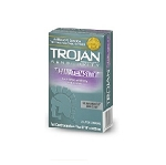Trojan Sensitivity Thintensity Condoms (12 Ct Packs)