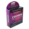 Discontinued - Crown Lubricated Condoms 36ct