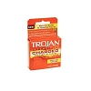 Trojan Intensified Charged Lubricated Condoms 3ct