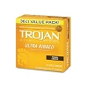 Trojan Stimulations Ultra Ribbed Lubricated Condoms 36ct box