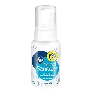 ID Hand Sanitizer<br>Antibacterial Foam<br>Alcohol Free<br>8.1 oz (12/case)<br>In Stock!