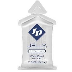 ID Jelly Lubricant 10ml Pillows Bag