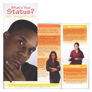 What's Your Status? Get Tested for HIV