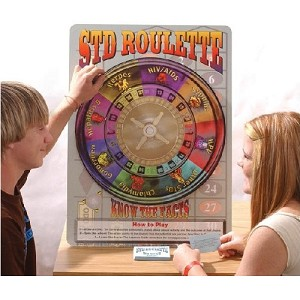 STD Roulette Game